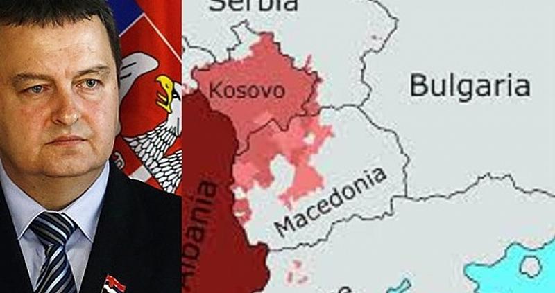 Министър Дачич нападна Борисов: Изявлението му не е за сиренето, а за териториалната цялост на Сърбия!