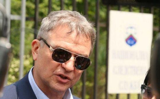 Арестът на президентския съветник Пламен Узунов се оказа незаконен