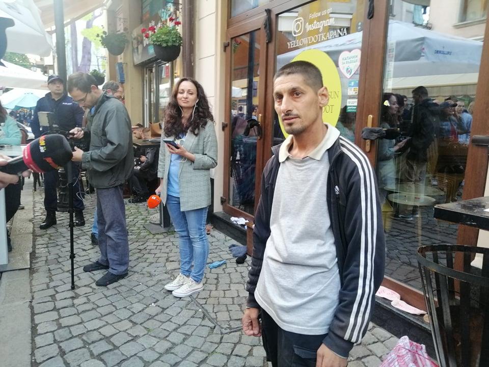 Агресия пред заведение в Пловдив предизвика национална вълна от възмущение и съчувствие