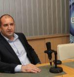 Румен Радев: Не бягам от отговорност за служебното правителство