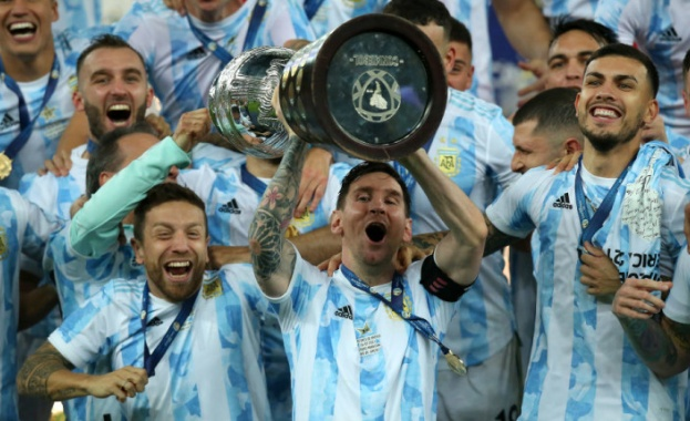 Меси заяви, че дълго е мечтал да постигне успех с тима на Аржентина
