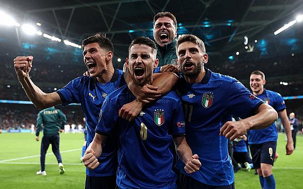 """След драма с дузпи на """"Уембли"""": Италия е новият европейски шампион по футбол!"""