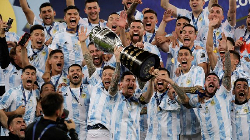 Аржентина и Меси разплакаха Бразилия: Спечелиха Копа Америка