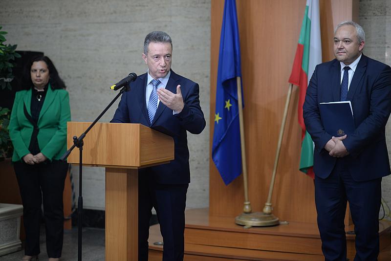 Янаки Стоилов: Правя предложение до ВСС за предсрочното освобождаване на Гешев